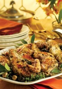Sheila Lukins Chicken Marbella