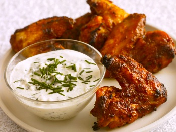 Blashford-Snell Chicken Wings